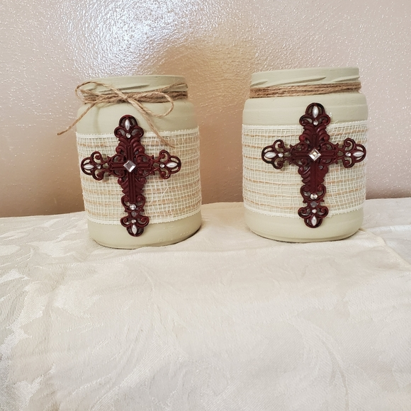 Hand Crafted Other - Decor jars